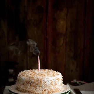 Coconut and Hazelnut Cake Recipe