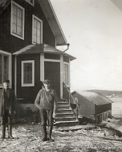 Photo: Dammen. Karl Fahlgren och Pehr Andersson