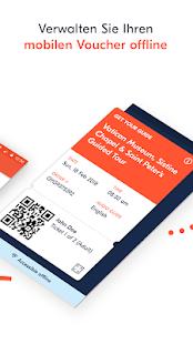 GetYourGuide: Tickets, Touren & Aktivitäten Screenshot