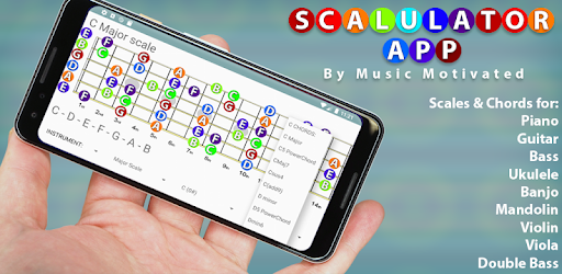 Scalulator: scales & chords for 10 instruments – Applications sur Google  Play