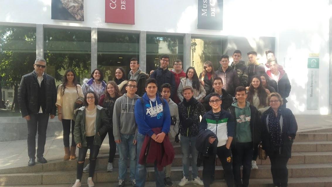 Visita a la Córdoba romana