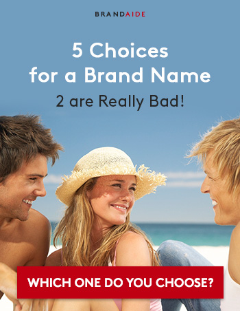 Free Guide to Brand Name Selection