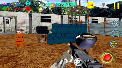 PaintBall Combat  Multiplayer  screenshots 5