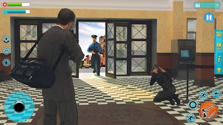 Bank Robbery Crime Thief APK screenshot thumbnail 3