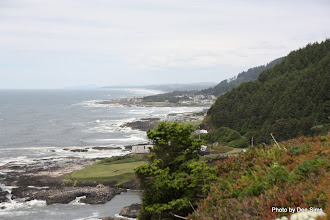 Photo: (Year 2) Day 351 - View from the top of Cape Perpetua