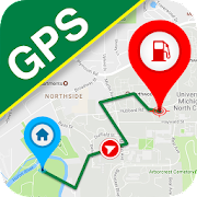 GPS Navigation && Maps Directions - Route Finder