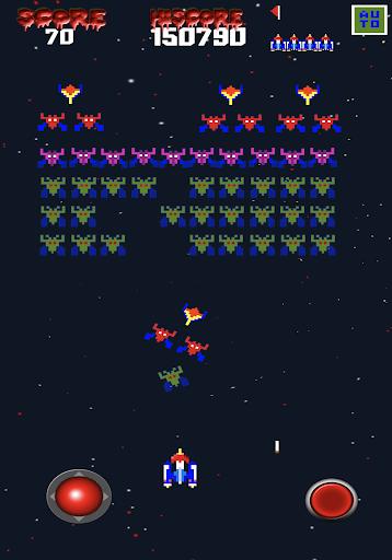 Galaxiga - Space Shooter  screenshots 2