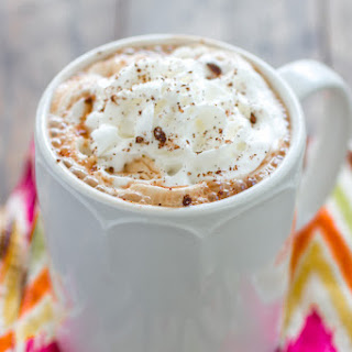 Slow Cooker Mexican Hot Chocolate.