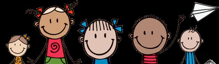 Glade skolebarn