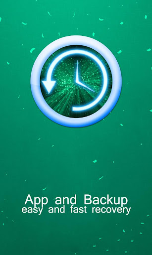 Apps and Backup