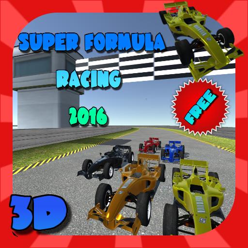 超級3D方程式賽車2016年