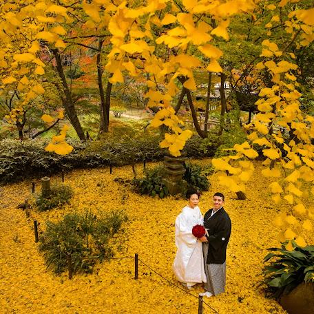 Fotógrafo de bodas Tsutomu Fujita (fujita). Foto del 21.01.2018