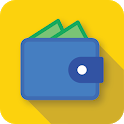 Money Manager: Track expense & budget bookkeeping icon