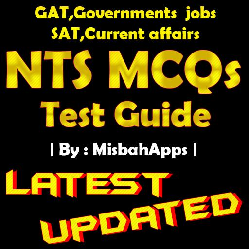 Best NTS MCQs For CSS And Jobs Android APK Download Free By Misbahapps