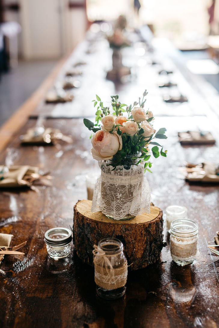 6 Easy Diy Centrepieces Weddings Events Member Article By Shelby