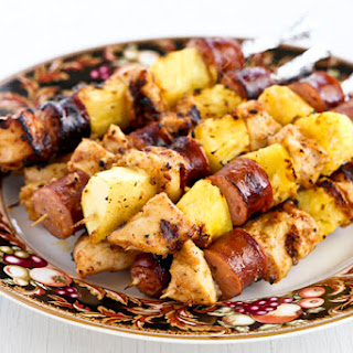 Chicken Pineapple Sausage Recipes.