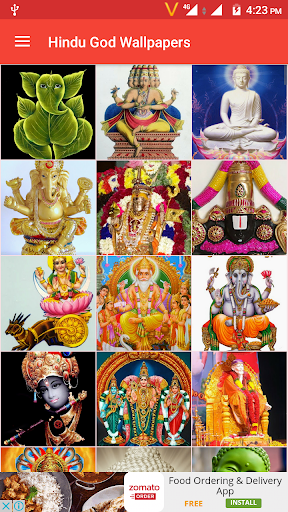 Hindu God Wallpapers 2.3 screenshots 2