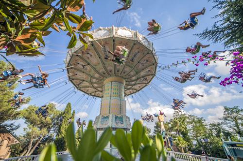 Foto Parque de atracciones Tibidabo 1