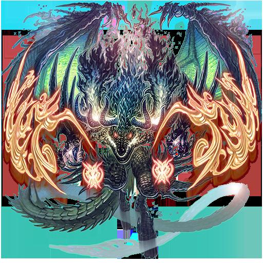 オルグドラゴン(進化)