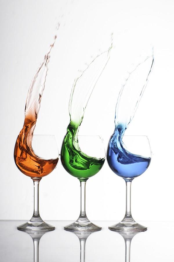 Splash by Thomas Weinholzner - Food & Drink Alcohol & Drinks