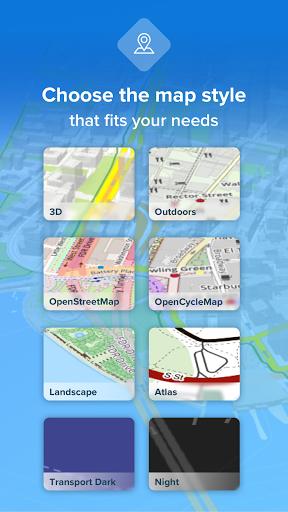 Bikemap - Your Cycling Map & GPS Navigation 11.13.0 Screenshots 6