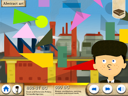 Art History Timeline For Kids- screenshot thumbnail