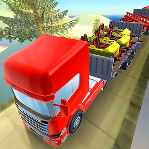 3D Roller Coaster Transporter for PC and MAC