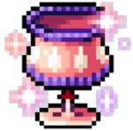 ピンクの聖杯