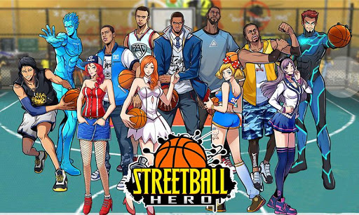 Streetball Hero - 2017 Finals MVP  screenshots 1