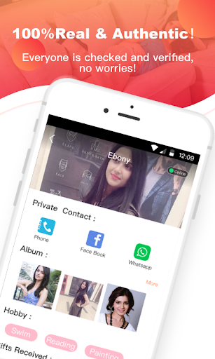 OKmeet - Chat and Date Local Singles & Real Dating 1.0.73 screenshots 3