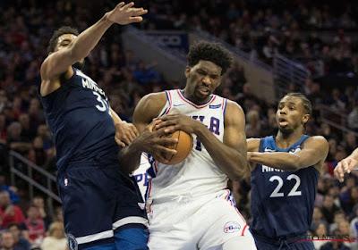🎥 Philadelphia druipt af nadat Atlanta het buitenshuis klaart in Game 7, Booker voert meteen show op tegen Clippers