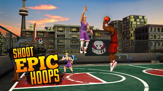 Jam League Basketball MOD Apk 1.3.9 (Unlimited Coins) 1