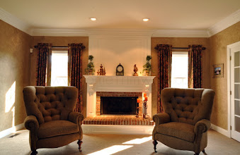 Photo: (After) TT's Family room: Mantle, over-Mantle and crown molding Berwyn, PA