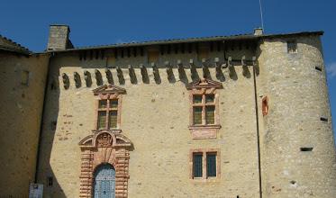 Photo: Le Château restauré