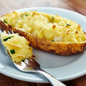 Twice Baked Duchess Potato
