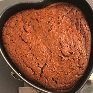 Keto Flourless Chocolate Brownies.