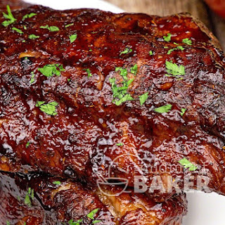 Blackberry Brandy Ribs