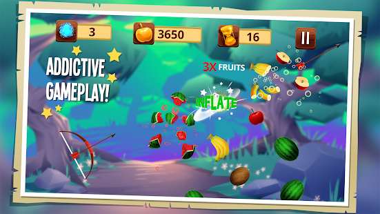 Archery - Fruit shoot- screenshot thumbnail
