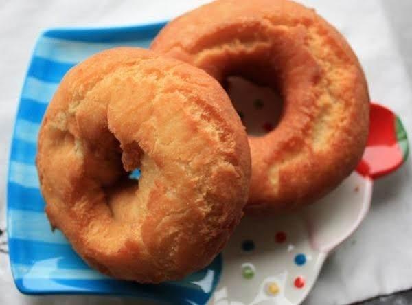 Fried Cake Doughnuts Recipe