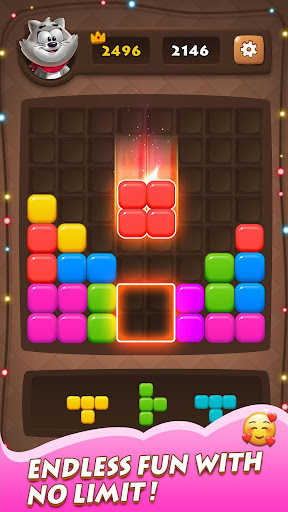 Puzzle Master - Sweet Block Puzzle modavailable screenshots 5