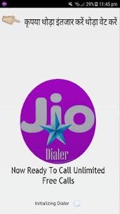 Jio Star Dialer - náhled