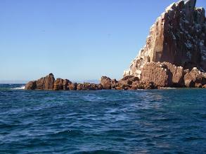 Photo: Ballena Island - Sea lion habitat