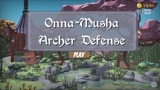 Onna-Musha Archer Defense Mod