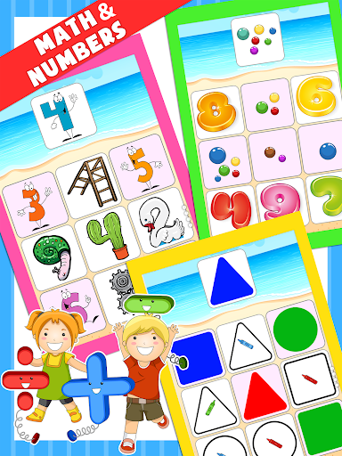 Kids Education (Preschool) 2.0.5 Screenshots 14