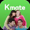Kmate 케이메이트 - 한국을 사랑하는 외국인친구 사귀기, 미팅, 외국어 채팅, 언어교환 대표 아이콘 :: 게볼루션