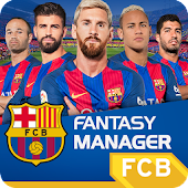 FC Barcelona Fantasy Manager-Real football manager