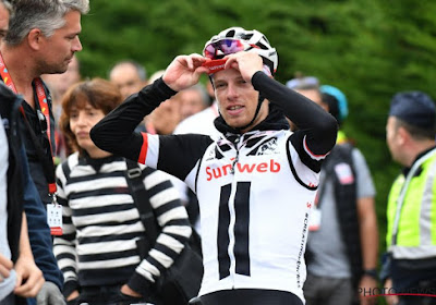 Na Kelderman kan Dumoulin tijdens de Giro ook geen beroep doen op Tusveld