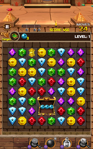 Jewel Ancient 2: lost tomb gems adventure apktram screenshots 24