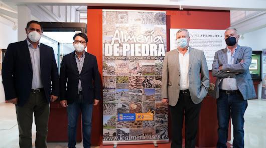 Diputación acerca el documental sobre la piedra seca al museo de Vélez-Rubio
