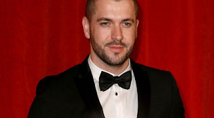 Shayne Ward preparing for revenge storyline